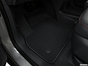 2019 Chevrolet Bolt Ev Premier, driver's floor mat and pedals. mid-seat level from outside looking in.