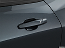 2019 Chevrolet Camaro ZL1, drivers side door handle.