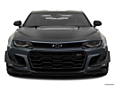 2019 Chevrolet Camaro ZL1, low/wide front.