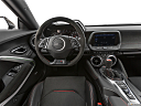 2019 Chevrolet Camaro ZL1, steering wheel/center console.