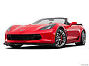 2019 Chevrolet Corvette Grand Sport 3LT, front angle view, low wide perspective.