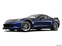 2019 Chevrolet Corvette Grand Sport 3LT, low/wide front 5/8.