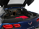 2019 Chevrolet Corvette Grand Sport 3LT, trunk props.