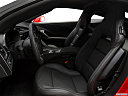 2019 Chevrolet Corvette Stingray 1LT, front seats from drivers side.