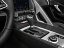 2019 Chevrolet Corvette Z06 3LZ, gear shifter/center console.
