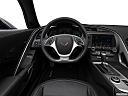 2019 Chevrolet Corvette Z06 3LZ, steering wheel/center console.