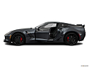 2019 Chevrolet Corvette Z06 3LZ, driver's side profile with drivers side door open.
