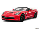 2019 Chevrolet Corvette Stingray 3LT, front angle medium view.