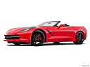 2019 Chevrolet Corvette Stingray 3LT, low/wide front 5/8.