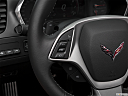 2019 Chevrolet Corvette Stingray 3LT, steering wheel controls (left side)