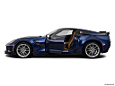 2019 Chevrolet Corvette Grand Sport 3LT, driver's side profile with drivers side door open.