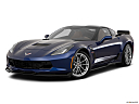 2019 Chevrolet Corvette Grand Sport 3LT, front angle medium view.