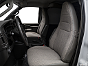 2019 Chevrolet Express 2500 Cargo WT, front seats from drivers side.