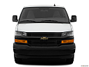 2019 Chevrolet Express 2500 Cargo WT, low/wide front.