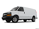 2019 Chevrolet Express 2500 Cargo WT, low/wide front 5/8.