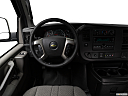 2019 Chevrolet Express 2500 Cargo WT, steering wheel/center console.