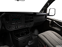 2019 Chevrolet Express 2500 Cargo WT, center console/passenger side.