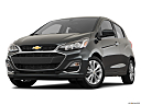 2019 Chevrolet Spark 2LT Automatic, front angle view, low wide perspective.