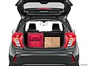 2019 Chevrolet Spark 2LT Automatic, trunk props.