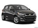 2019 Chevrolet Spark 2LT Automatic, front passenger 3/4 w/ wheels turned.
