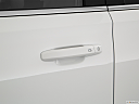 2019 Chevrolet Tahoe LT, drivers side door handle.