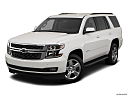 2019 Chevrolet Tahoe LT, front angle view.