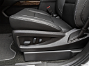 2019 Chevrolet Tahoe LT, seat adjustment controllers.