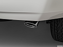 2019 Chevrolet Tahoe LT, chrome tip exhaust pipe.