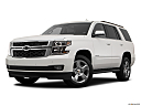 2019 Chevrolet Tahoe LT, front angle medium view.