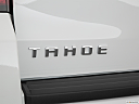 2019 Chevrolet Tahoe LT, rear model badge/emblem
