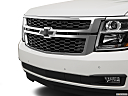 2019 Chevrolet Tahoe LT, close up of grill.