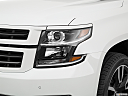 2019 Chevrolet Tahoe Premier, drivers side headlight.