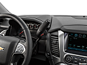 2019 Chevrolet Tahoe Premier, gear shifter/center console.