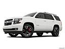 2019 Chevrolet Tahoe Premier, low/wide front 5/8.