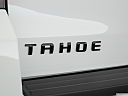 2019 Chevrolet Tahoe Premier, rear model badge/emblem