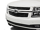 2019 Chevrolet Tahoe Premier, close up of grill.