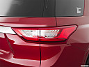 2019 Chevrolet Traverse High Country, passenger side taillight.