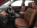 2019 Chevrolet Traverse High Country, front seats from drivers side.