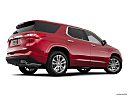 2019 Chevrolet Traverse High Country, low/wide rear 5/8.