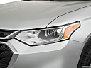 2019 Chevrolet Traverse LS, drivers side headlight.
