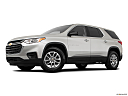 2019 Chevrolet Traverse LS, low/wide front 5/8.