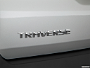 2019 Chevrolet Traverse LS, rear model badge/emblem