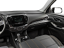 2019 Chevrolet Traverse LS, center console/passenger side.