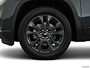 2019 Chevrolet Traverse RS, front drivers side wheel at profile.