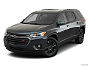 2019 Chevrolet Traverse RS, front angle view.