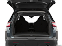 2019 Chevrolet Traverse RS, trunk open.