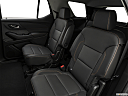 2019 Chevrolet Traverse RS, rear seats from drivers side.