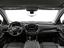 2019 Chevrolet Traverse RS, centered wide dash shot