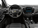 2019 Chevrolet Traverse RS, steering wheel/center console.