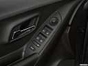 2019 Chevrolet Trax LS, driver's side inside window controls.